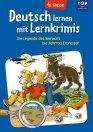 Deutsch lernen mit Lernkrimis – 4. Klasse