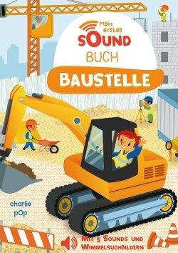Mein erstes Soundbuch: Baustelle