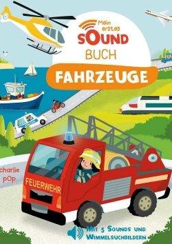 Mein erstes Soundbuch: Fahrzeuge