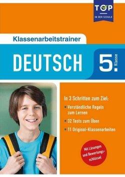 Klassenarbeitstrainer Deutsch 5. Klasse