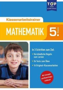 Klassenarbeitstrainer Mathematik 5. Klasse