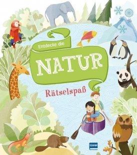 Entdecke die Natur – Rätselspaß