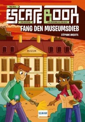 Escape Book Kids – Fang den Museumsdieb