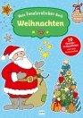 Mein Fenstersticker-Buch Weihnachten