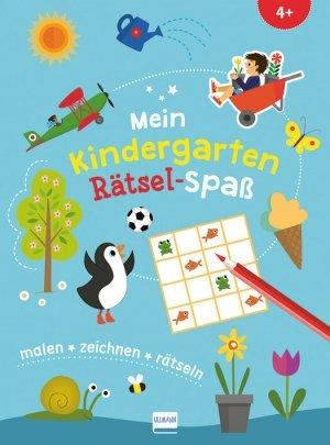 Mein Kindergarten Rätsel-Spaß