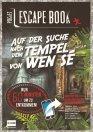 Pocket Escape Book – Auf der Suche nach dem Tempel von Wen Sé
