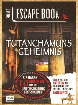 Pocket Escape Book – Tutanchamuns Geheimnis