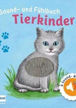 Sound- und Fühlbuch: Tierkinder