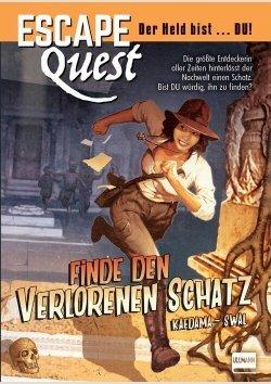 Escape Quest – Finde den verlorenen Schatz (Bd. 1)