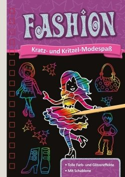 Kratzbuch: Fashion
