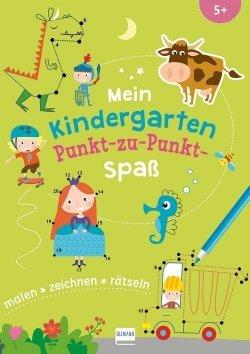 Mein Kindergarten Punkt-zu-Punkt-Spaß