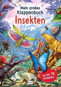 Mein großes Klappenpappbuch: Insekten