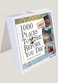 Tageskalender 2022 – 1000 Places To See Before You Die