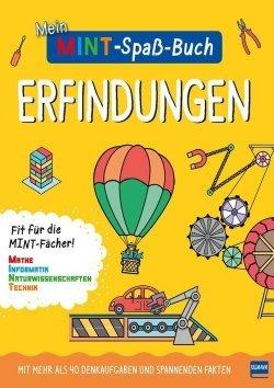 Mein MINT-Spaßbuch: Erfindungen