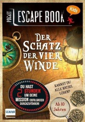 Pocket Escape Book Kids – Der Schatz der Vier Winde