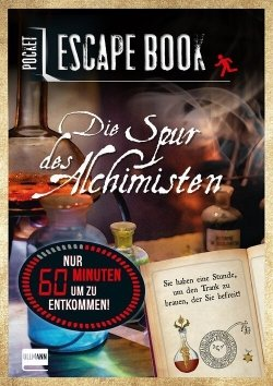 Pocket Escape Book – Die Spur des Alchimisten