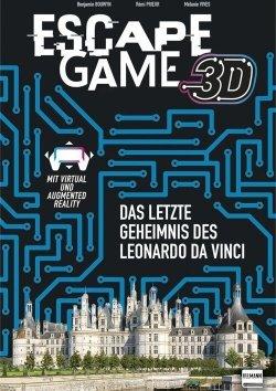 Escape Game 3D – Leonardo da Vincis letztes Geheimnis