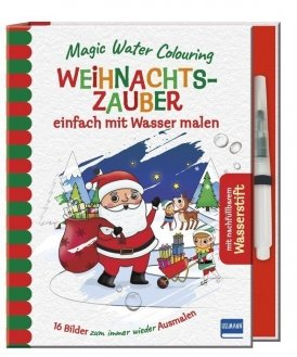 Magic Water Colouring – Weihnachtszauber