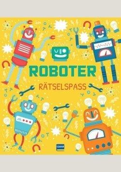 Roboter Rätselspaß