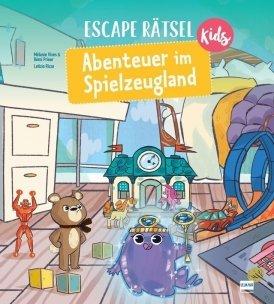 Escape Rätsel Kids – Abenteuer im Spielzeugland